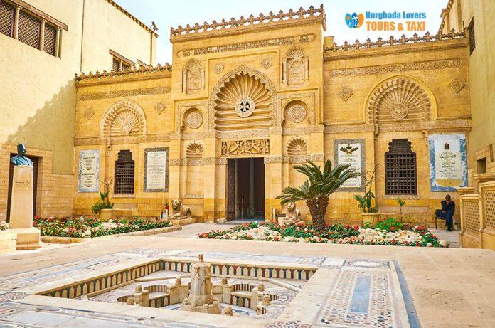 المتحف القبطى واهم الكنائس الاثرية القبطية في القاهرة مصر لتعرف