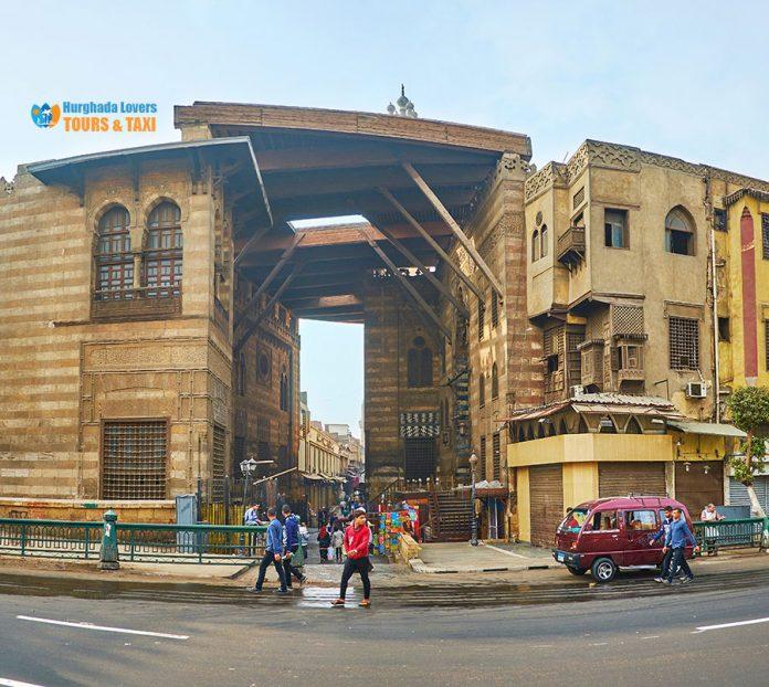 شارع الغورية بالقاهرة افضل الاماكن السياحية التراثية الثقافية في