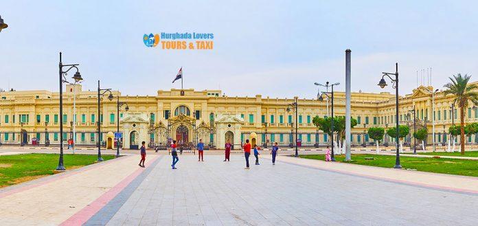 قصر عابدين القاهرة اهم الاماكن السياحية الثقافية والتراثية