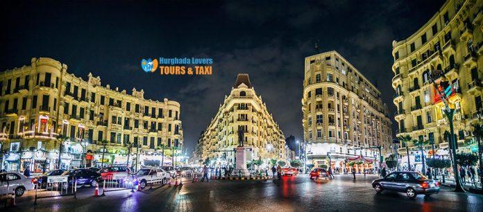 ميدان طلعت حرب قصة العمارة المصرية اجمل الاماكن السياحية في مصر